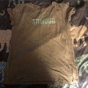 Under Armour Graphic T (grey)